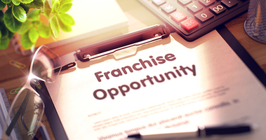 You need to qualify first before you own a Franchise
